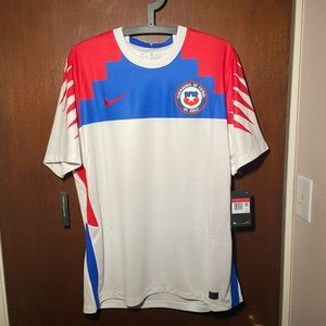 Chile 🇨🇱 soccer team nike jersey new